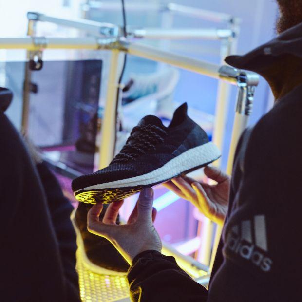 Erlebnis-Lab in Brooklyn: Adidas: Erster Schuh aus der US-Speedfactory