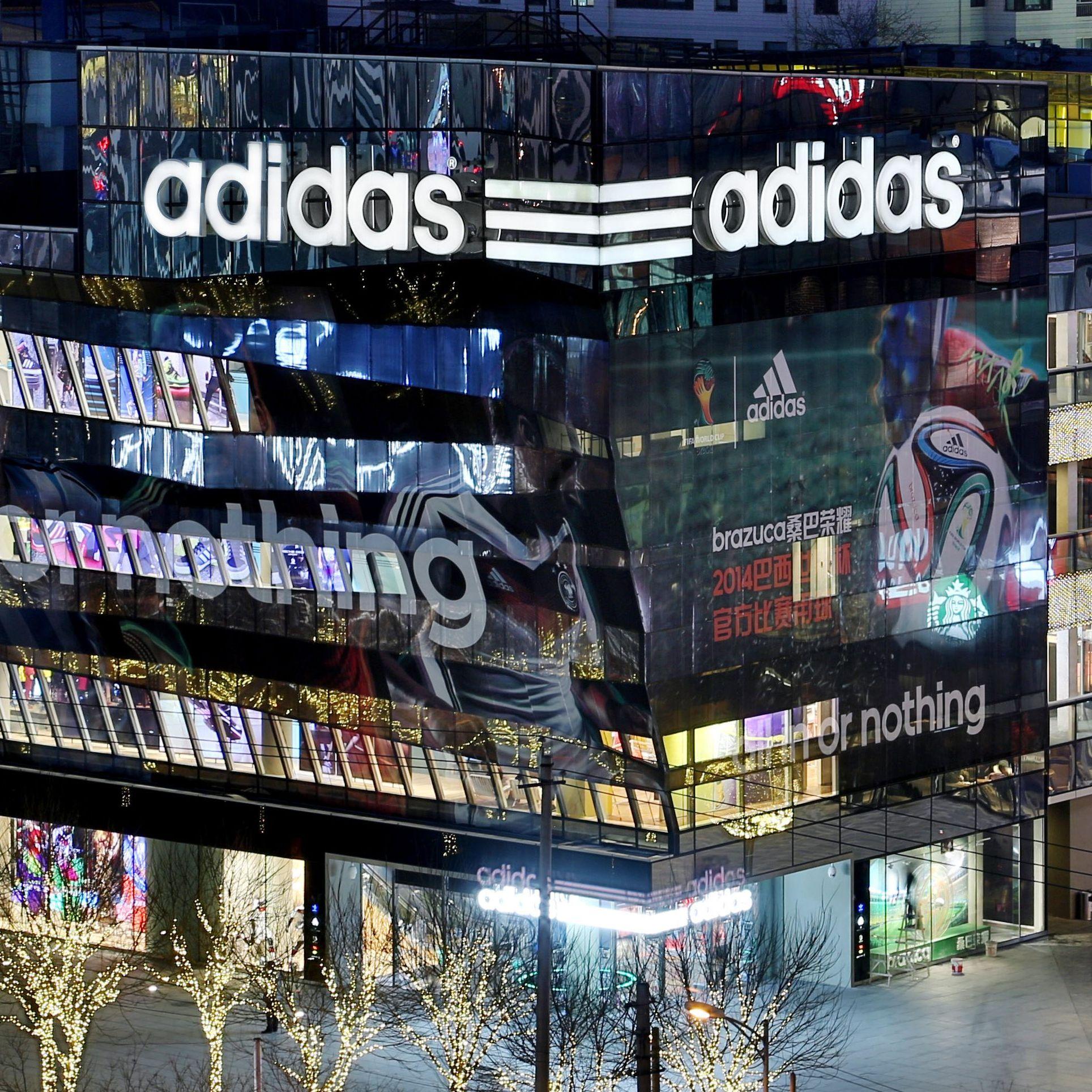 Quartalszahlen: Adidas: Gewinn wächst dynamischer als Umsatz