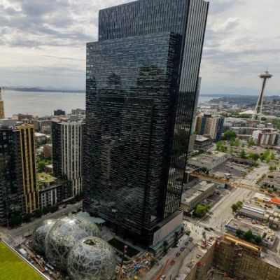 Amazon-Campus in Seattle