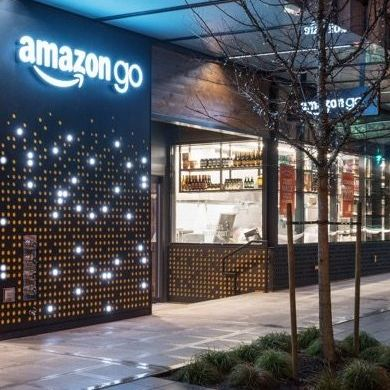 Amazon Go-Stores in Seattle