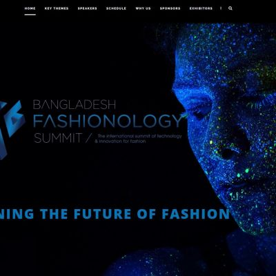 Der Bangladesh Fashionology Summit feiert Premiere.