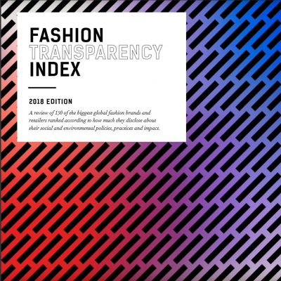 Der Fashion Transparency Index 2018