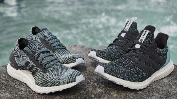 Adidas wird 11 Millionen Schuhe aus recyceltem Kunststoff