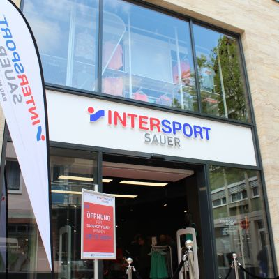 Intersport Sauer in Bad Hersfeld