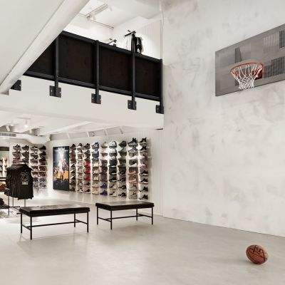 Kickz-Store in Hamburg