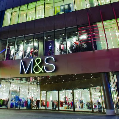 Marks & Spencer in Stratford
