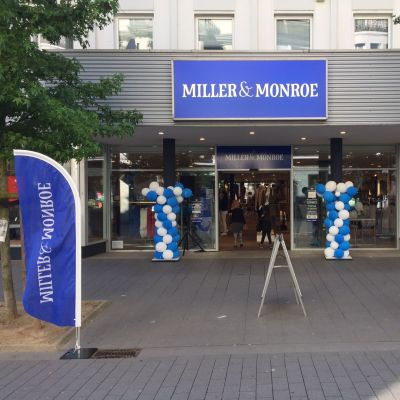 Miller & Monroe-Filiale in Hattingen