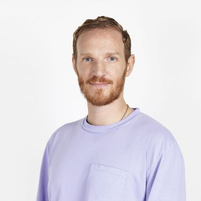 Nick Eley ist Head of Menswear Design bei Asos