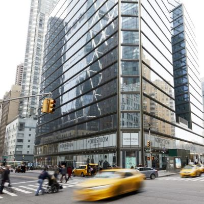 Nordstrom Men's Store in New York City