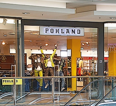 Pohland-Filiale in Hannover.
