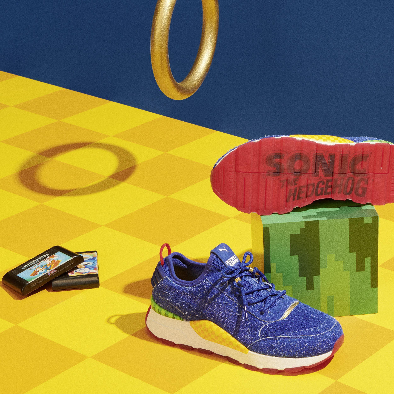 Sneaker: Puma launcht Sonic Sneaker