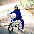 Suits sind Aufsteiger der Womenswear. Drykorn inszeniert sie sehr urban.