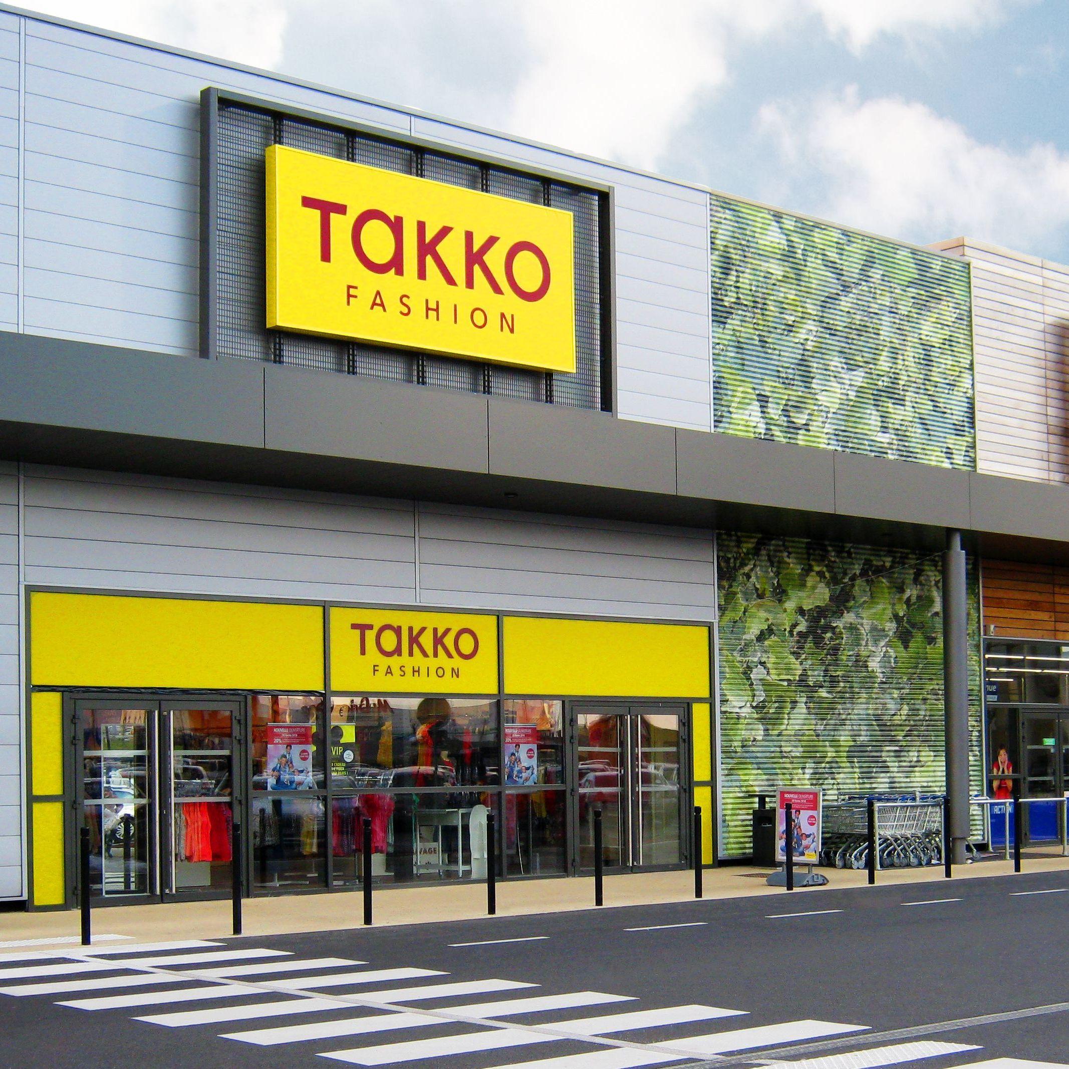 takko filiale in der franzsischen kleinstadt lexy - Takko Bewerbung