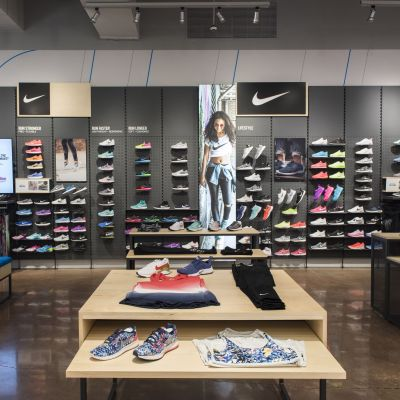 The Finish Line betreibt 556 Stores in den USA und Puerto Rico.