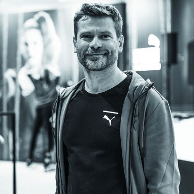 Tosten Hochstetter, Global Creative Director von Puma