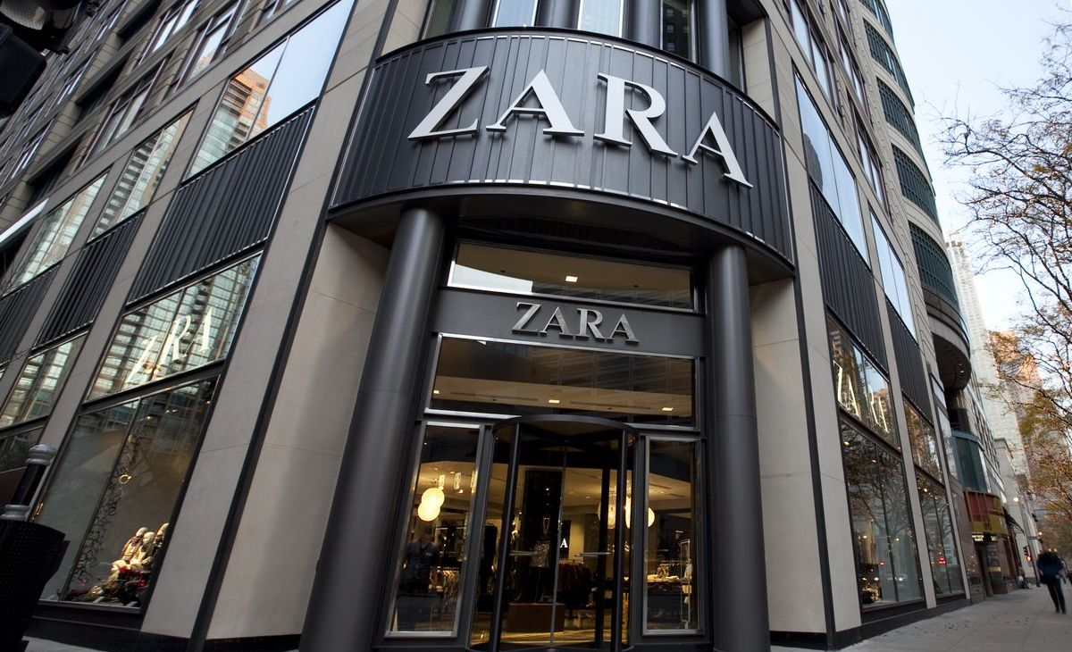 inditex tochter zara deutschlandumsatz w chst auf 700 mio euro. Black Bedroom Furniture Sets. Home Design Ideas