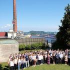 Die 163 Zegna-Stipendiaten am Firmensitz in Trivero bei Biella 6957c8f302a