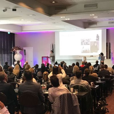 Full House auf dem Modemarketing-Kongress 2018 in Düsseldorf
