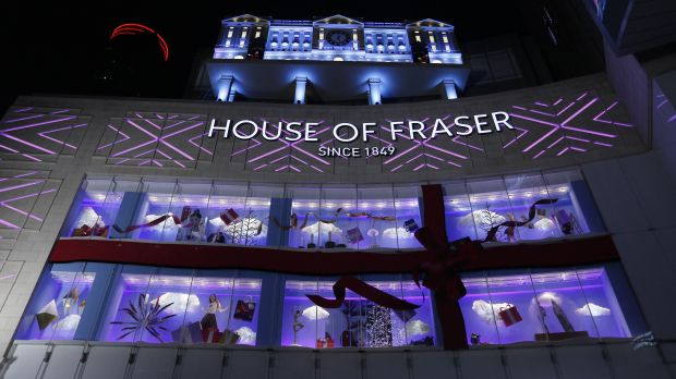House of Fraser in Nanjing