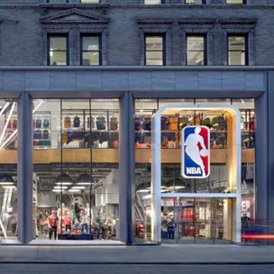 NBA-Flagshipstore in New York