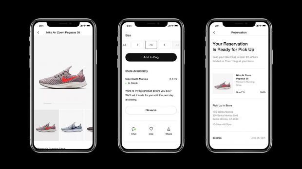 Innovationen im im App macht Innovationen SportfachhandelNikeStore QdxrtsChB