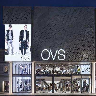 OVS-Store auf dem Corso Buenos Aires in Mailand.