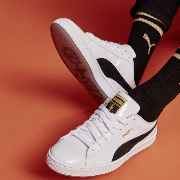huge discount 2fe53 8d42f Sneaker-Release: Puma kooperiert mit Boygroup BTS