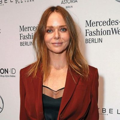 Stella McCartney ist Schirmherrin der Initiative Go for Good.