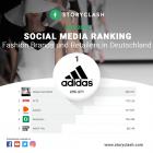Storyclash-Ranking Fashion Brands und Retailer Juni 2018
