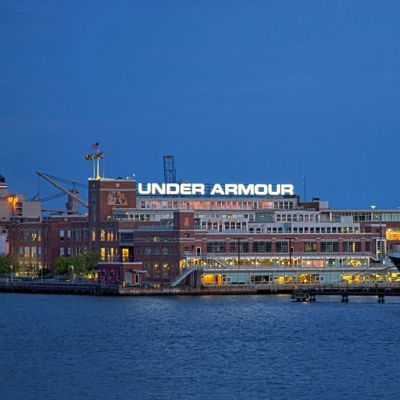 Under Armour Headquarter in Baltimore