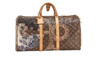 Vintage-Keepall von Louis Vuitton