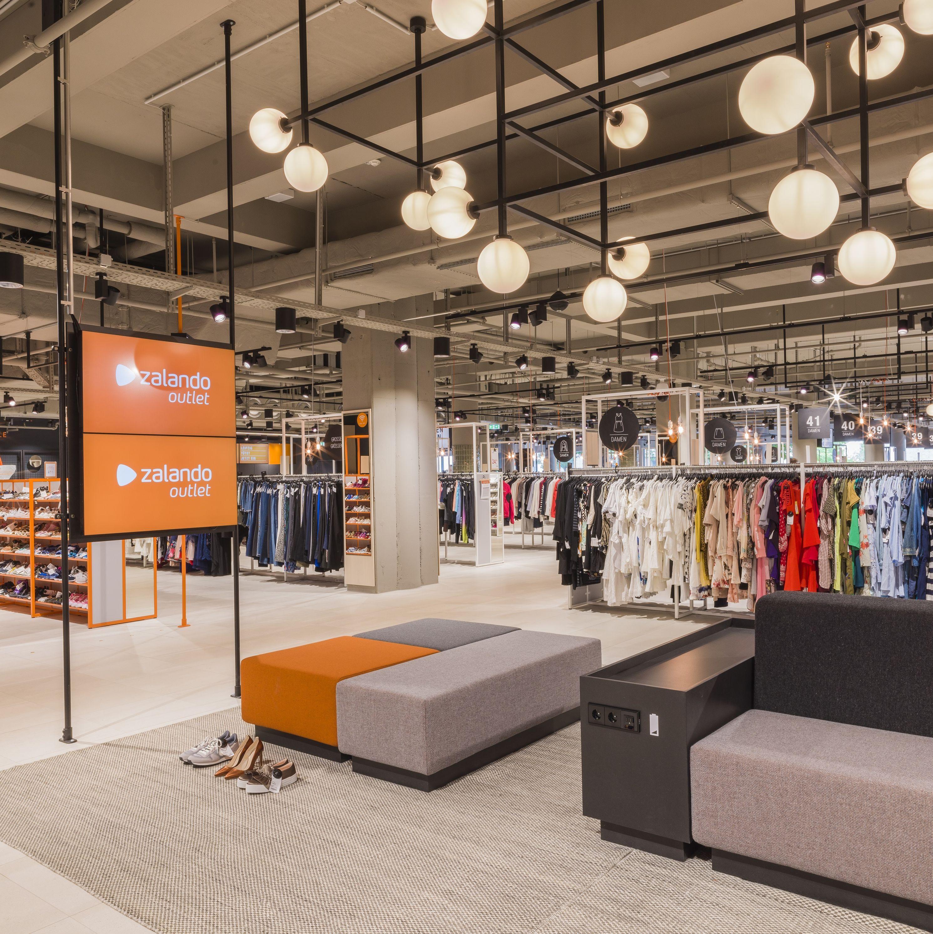 Multichannel-Modehandel: Zalando eröffnet Outlet in Leipzig