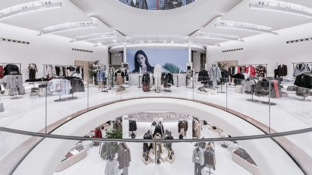Zara-Flagship-Store in Mailand