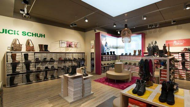 Schuhhandel : Quick Schuh optimiert Warenversorgung und