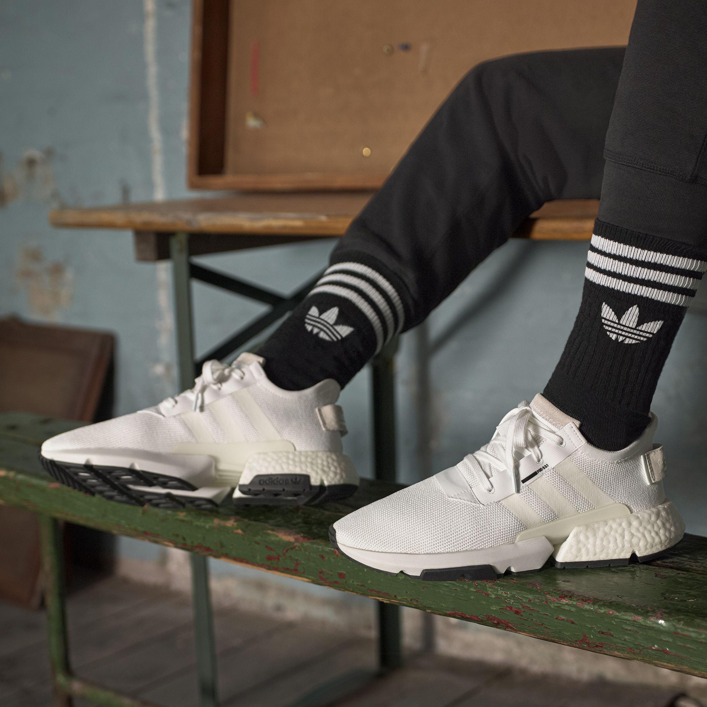 Innovation: Adidas: Erstes 4D Modell in größerer Stückzahl