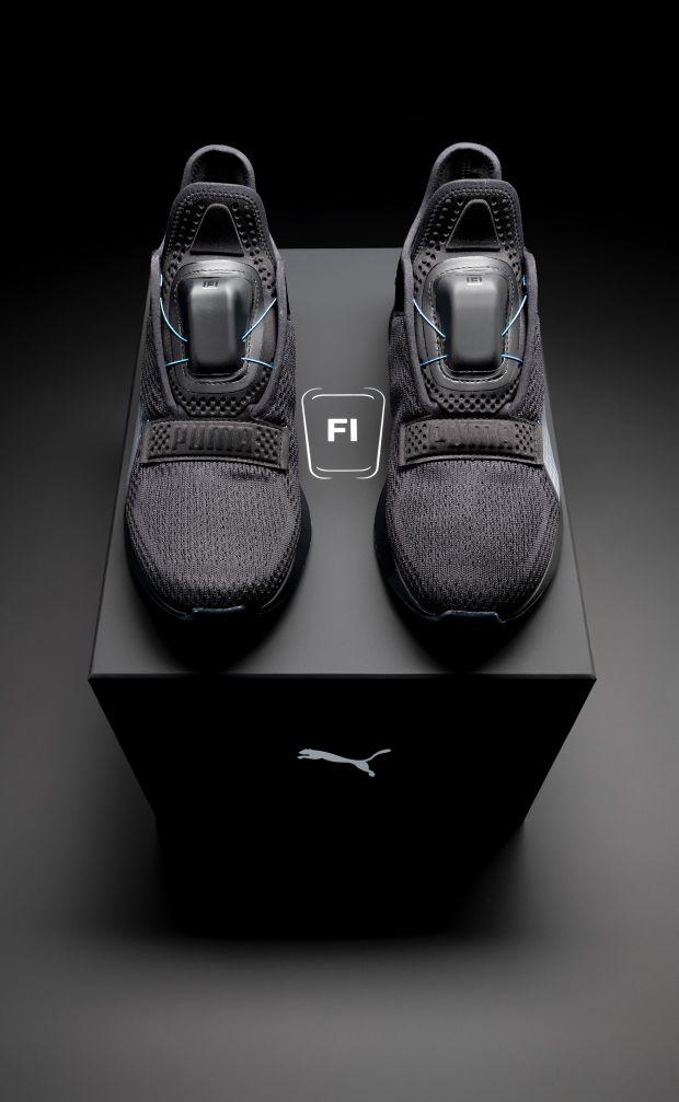 Nach Nike setzt auch Puma auf Hightech Sneaker: Puma bringt