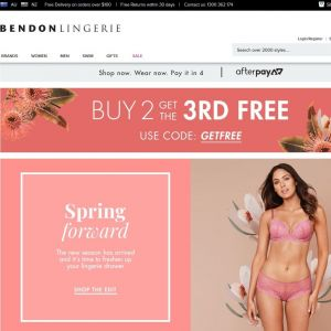 Bendon Lingerie-Online-Shop