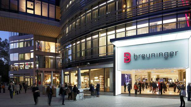 Pop up Event in Düsseldorf: Breuninger geht in die