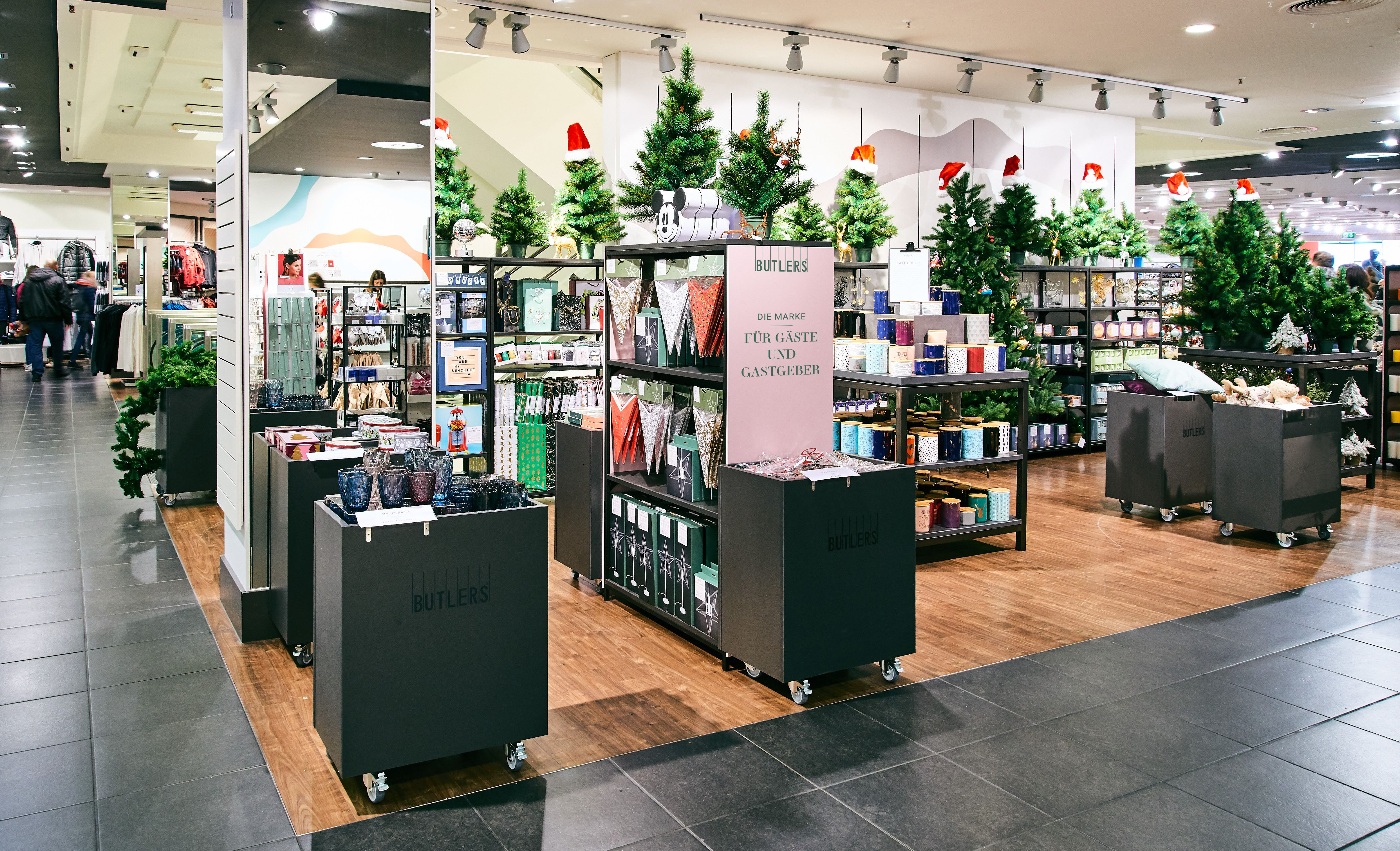 Kooperation Ca Startet Mit Butlers Flächen Ins Weihnachtsgeschäft