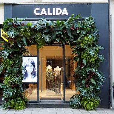 Calida-Store in Hamburg