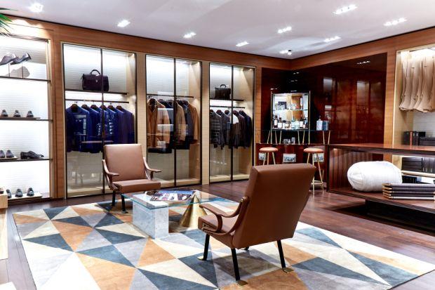 Den New Yorker Zegna-Store hat Peter Marino entworfen. f6378a46fcd