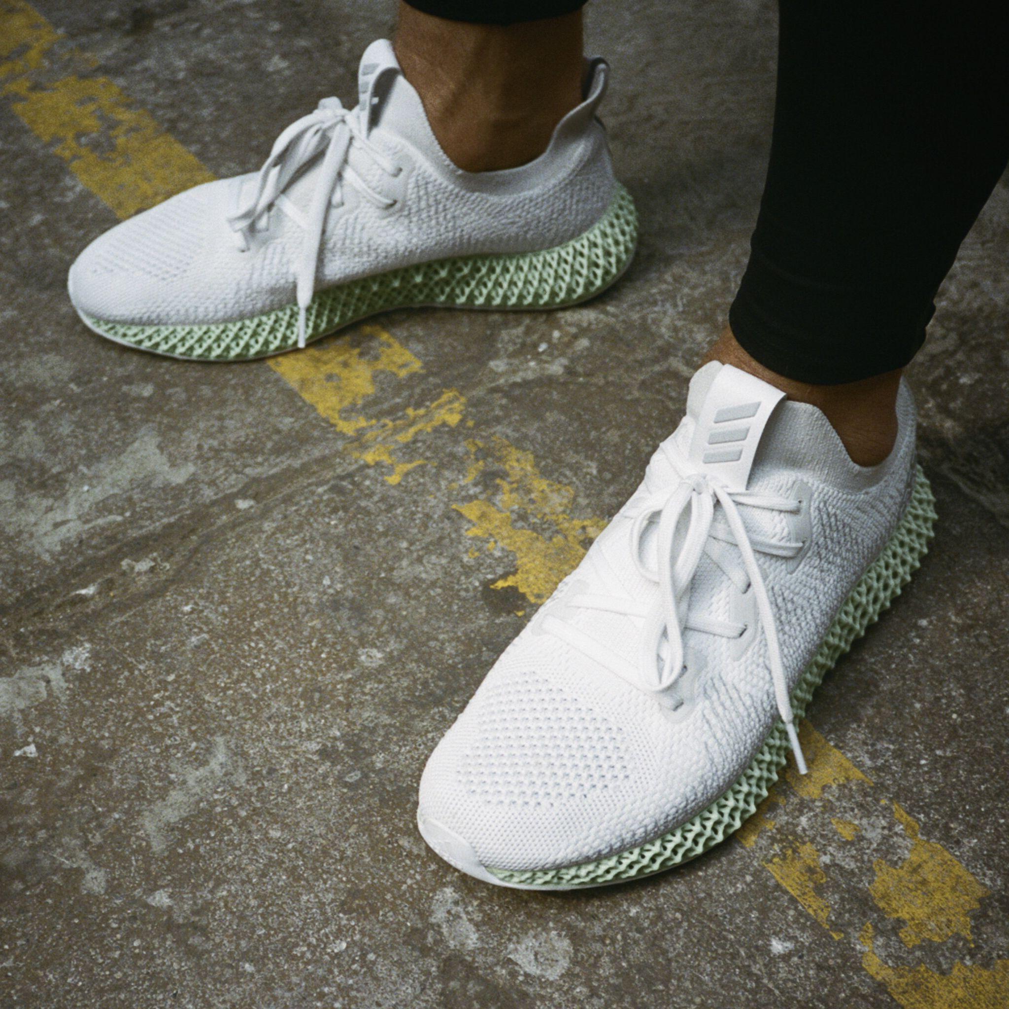 Innovation: Adidas: Erstes 4D-Modell in größerer Stückzahl