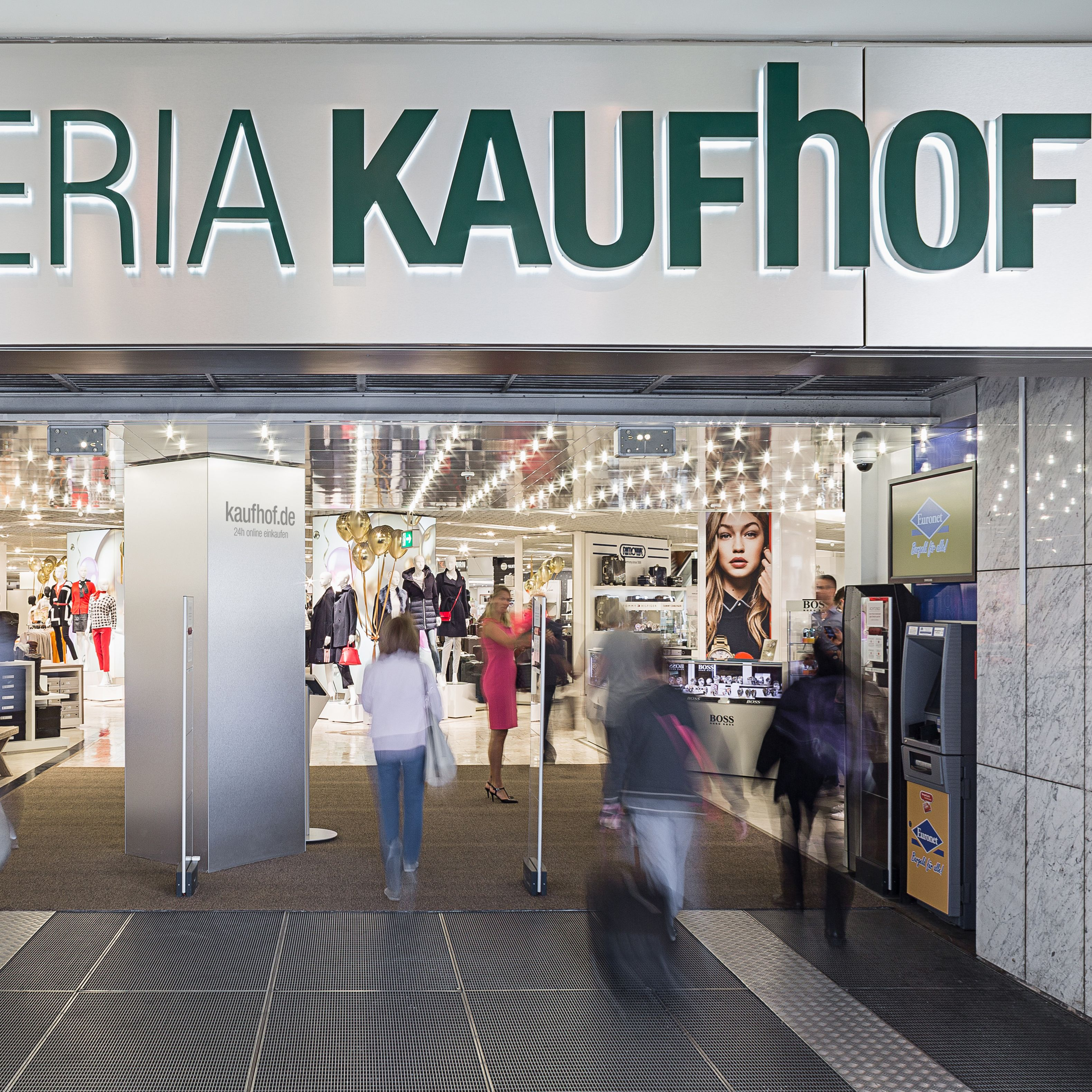 Warenhaus Fusion: Kaufhof Lieferanten: