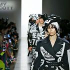 Jeremy Scott auf der New York Fashion Week für Herbst 2019