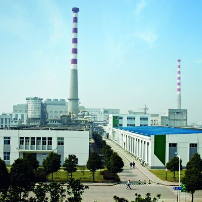 Lenzing Fibers Co Ltd, Standort Nanjing