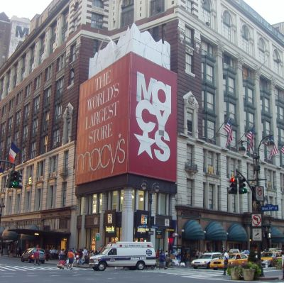 Macy's-Store in New York.