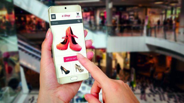 Online Suchen Offline Kaufen Usa Das Smartphone Hilft Dem