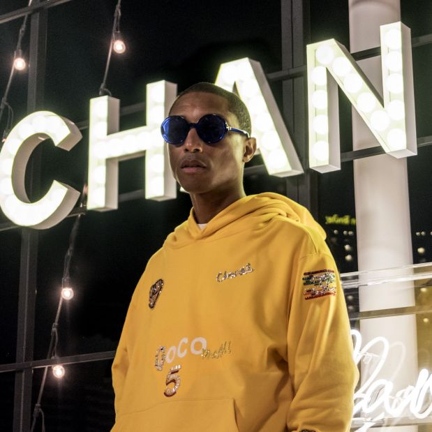 Pharrell Williams für Chanel