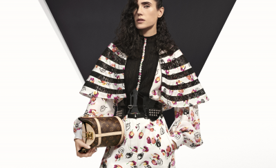 Pre-Fall-Kollektion 2019/20 von Louis Vuitton mit Jennifer Connelly