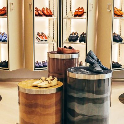 Tods: Boutique bei Seven Sands in Dubai